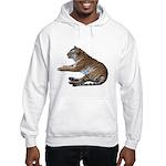 tiger7 Hooded Sweatshirt