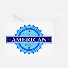Proud American! Greeting Cards (Pk of 10)