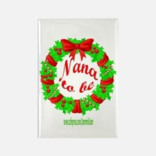 NANA2BE-XMAS Rectangle Magnet