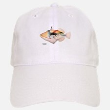 Picasso Trigger Fish Baseball Baseball Cap