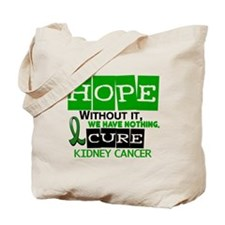 HOPE Kidney Cancer 2 Tote Bag