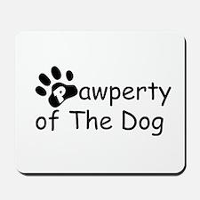 Pawperty - Mousepad