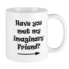Have you met my invisable fir Mug