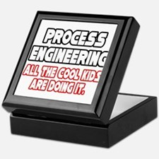 """Process Engineering...Cool"" Keepsake Box"