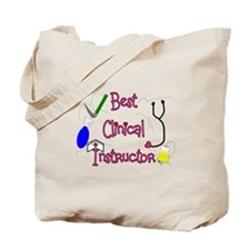 Clinic nurse Tote Bag