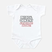 """Phys. Chemistry...Cool Kids"" Infant Bodysuit"