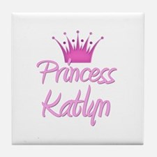 Princess Katlyn Tile Coaster