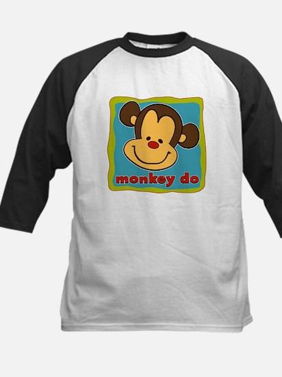 Monkey Do Kids Baseball Jersey