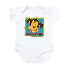 Monkey Do Infant Bodysuit