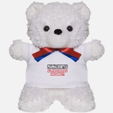 """Pharmacokinetics...Cool"" Teddy Bear"