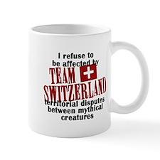 Team Switzerland Small Mug