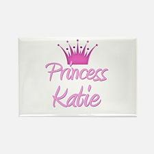 Princess Katie Rectangle Magnet