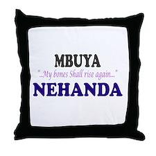 Mbuya Nehanda Throw Pillow
