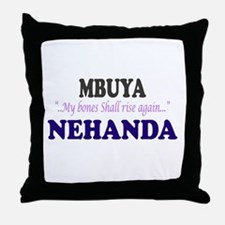 Mbuya Nehanda Throw Pillow