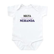 Mbuya Nehanda Infant Bodysuit