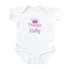 Princess Kathy Infant Bodysuit
