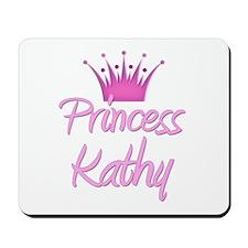 Princess Kathy Mousepad