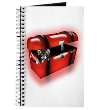 Ferret In A Trunk Journal