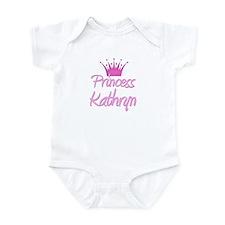 Princess Kathryn Infant Bodysuit