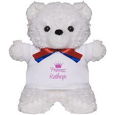 Princess Kathryn Teddy Bear