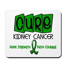 CURE Kidney Cancer 1 Mousepad
