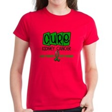 CURE Kidney Cancer 1 Tee