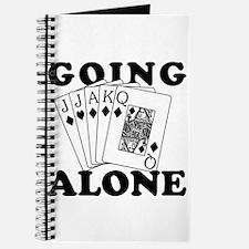 Euchre Going Alone/Loner Journal