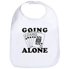 Euchre Going Alone/Loner Bib