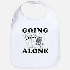 Euchre Going Alone/Loner Bib
