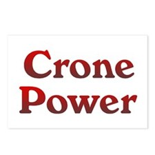 Crone Power Postcards (Package of 8)
