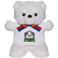 Success D20 Teddy Bear