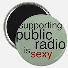 Public Radio Magnet