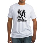 The REAL Community Organizers Fitted T-Shirt