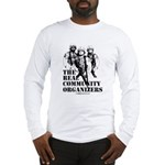 The REAL Community Organizers Long Sleeve T-Shirt