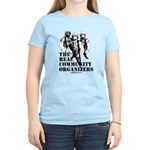 The REAL Community Organizers Women's Light T-Shir