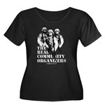 The REAL Community Organizers Women's Plus Size Sc