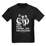 The REAL Community Organizers Kids Dark T-Shirt