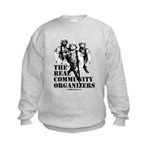 The REAL Community Organizers Kids Sweatshirt