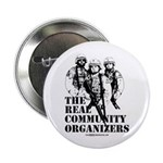 "The REAL Community Organizers 2.25"" Button (1"