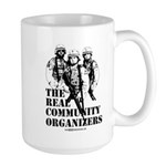 The REAL Community Organizers Large Mug