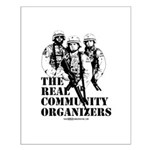 The REAL Community Organizers Small Poster