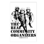 The REAL Community Organizers Postcards (Package o