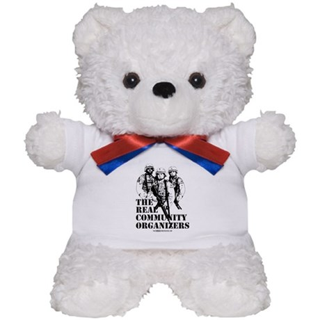 The REAL Community Organizers Teddy Bear
