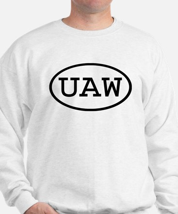 UAW Oval Jumper