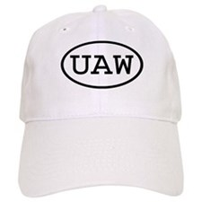 UAW Oval Baseball Cap