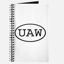 UAW Oval Journal