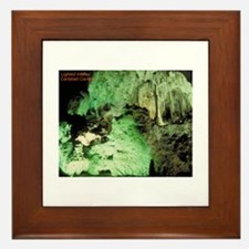 Carlsbad Caves Framed Tile