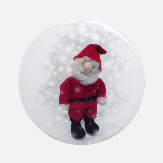 Little Elf Keepsake (Round)