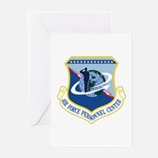 Personnel Center Greeting Cards (Pk of 10)