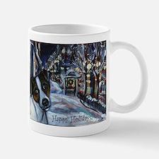 Jack Russell Terrier Holiday Mug